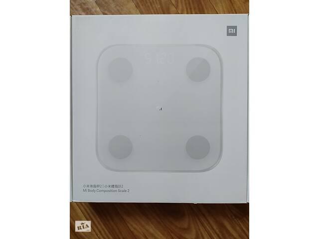 Весы напольные Xiaomi Mi Body Composition Scale 2 White- объявление о продаже  в Киеве