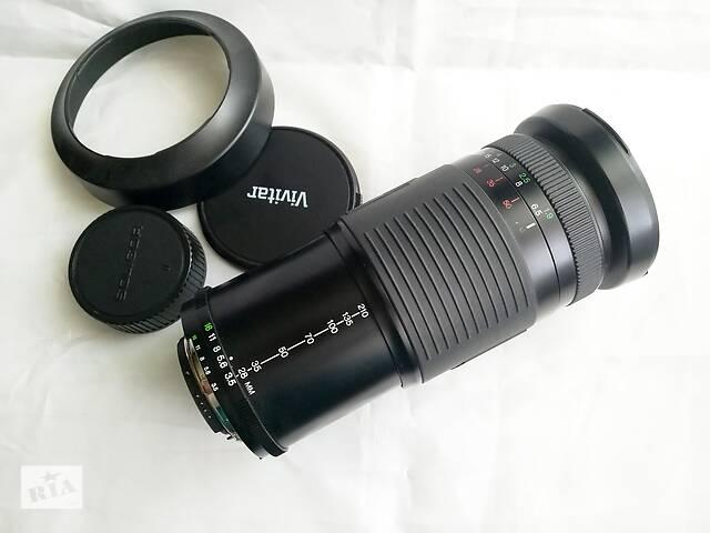 купить бу Vivitar 28-210 / 3.5-5.6 MC for Nikon в Киеве