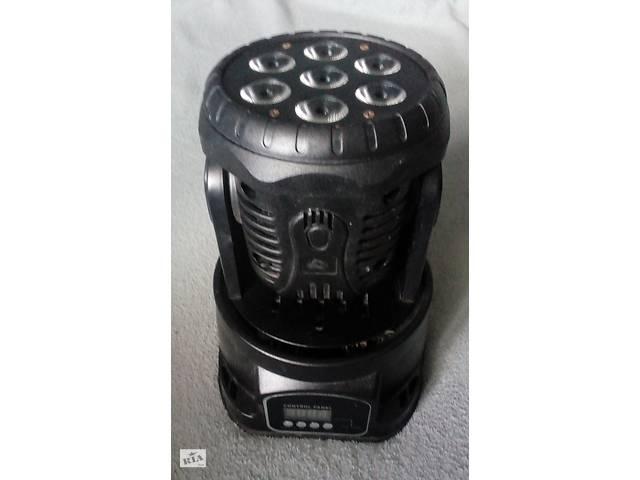 продам Вращающая LED голова PAR бу в Славутиче