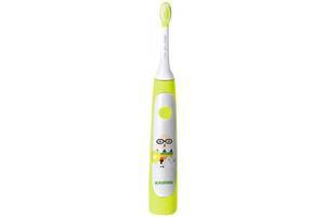 Детская звуковая электрическая зубная щетка Xiaomi Soocas C1 White-Yellow