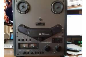 Японский катушечный стерео магнитофон Akai GX-636