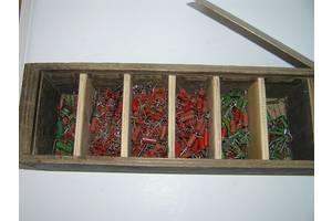 ящичек - органайзер для резисторов