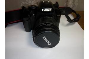 б/у Зеркальные фотоаппараты Canon EOS 450D Kit (18-55 IS)