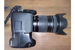 б/в Дзеркальні фотоапарати Canon EOS 600D