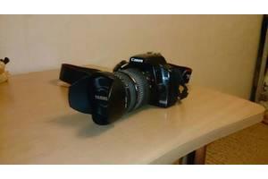 б/в Професійні фотоапарати Canon EOS 450D Kit (18-55 IS)