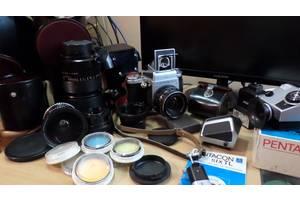 б/в Професійні фотоапарати Leica