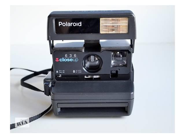 бу Фотоаппарат Polaroid 636 в Покрові (Орджонікідзе)