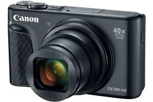 Нові Компактні фотокамери Canon