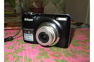 б/у Компактные фотокамеры Nikon CoolPix L23