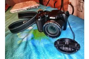 Нові Компактні фотокамери Nikon
