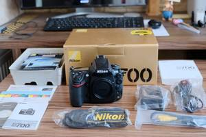 б/в Дзеркальні фотоапарати Nikon D700