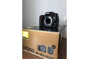 Фотоаппараты, фототехника Nikon D7000