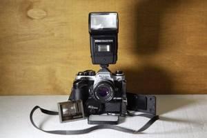 б/у Пленочные фотоаппараты Nikon