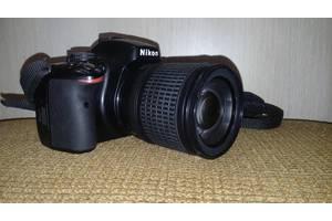 б/в Дзеркальні фотоапарати Nikon D5100