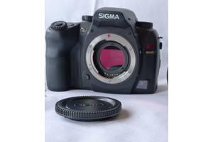 Новые Зеркальные фотоаппараты Sigma
