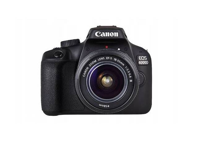 продам Цифровой фотоаппарат CANON EOS 4000D бу в Львове