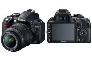 б/в Фотоапарати, фототехніка Nikon D3100 Kit (18-55 VR)