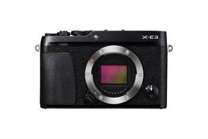 Цифровий фотоапарат Fujifilm X-E3 body Black (16558592)