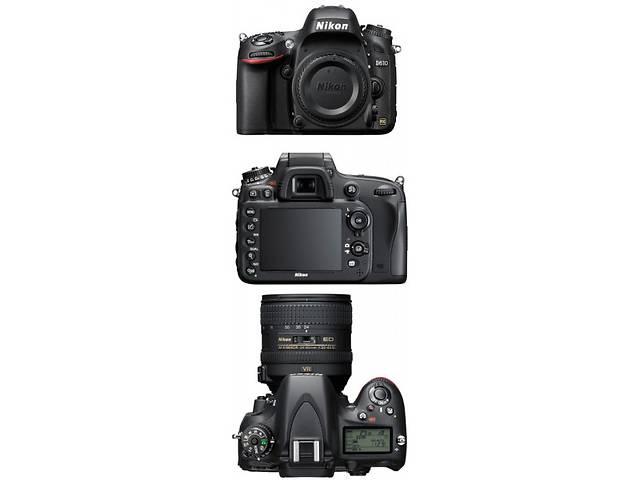 Зеркальный фотоаппарат Nikon D610 body- объявление о продаже  в Харкові