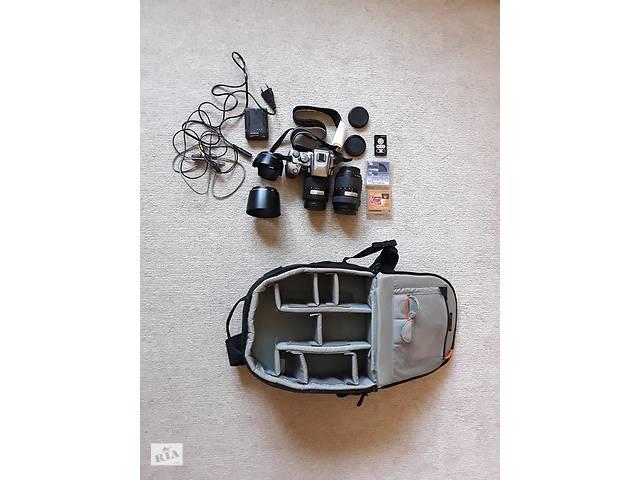 бу Зеркальный фотоаппарат, объективы, фильтры в Киеве
