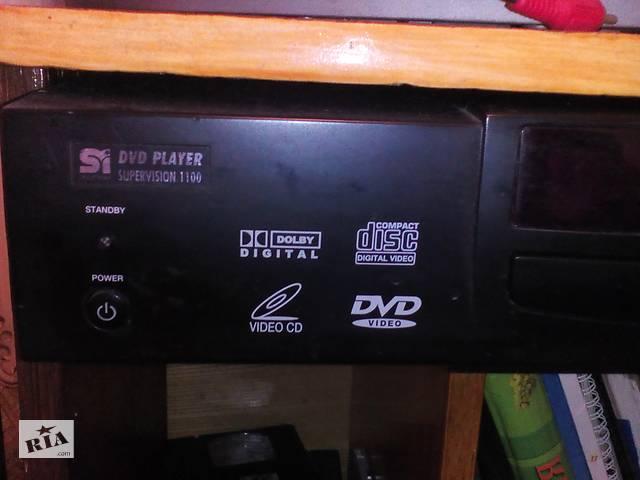 Dvd player supervision 1100- объявление о продаже  в Киверцах