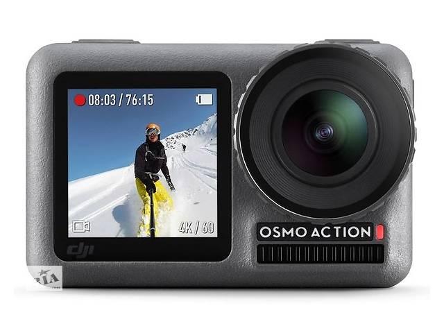 купить бу Экшн-камера DJI Osmo Action (CP.OS.00000020.01) в Киеве
