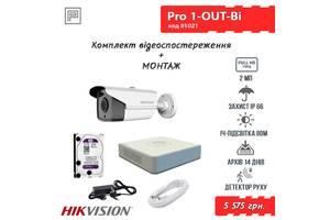 Нові Аналогові відеокамери Hikvision