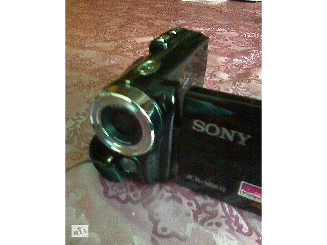 бу Продам цифровую видеокамеру SONY DCR-SR87E. в Дунаевцах (Хмельницкой обл.)