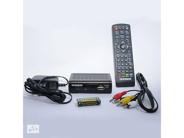 бу Ресивер-приемник DVB-T2 OPENBOX-06 HD mini цифровой эфирны R150915 в Одессе