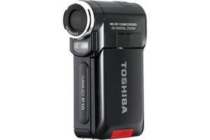 Нові Мініатюрні відеокамери Toshiba
