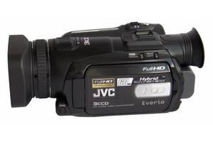 б/в Професійні відеокамери JVC