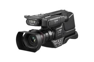 Нові Професійні відеокамери Panasonic