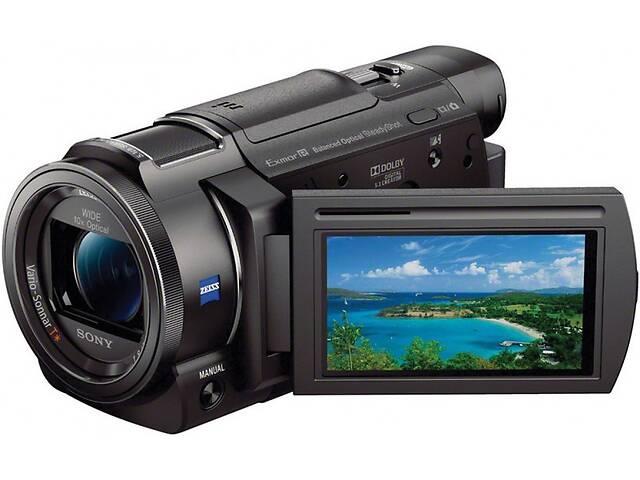 купить бу Видеокамера Sony FDR-AX33 в Харькове