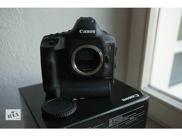 Canon EOS 1Dx Mark II body- объявление о продаже  в Одессе