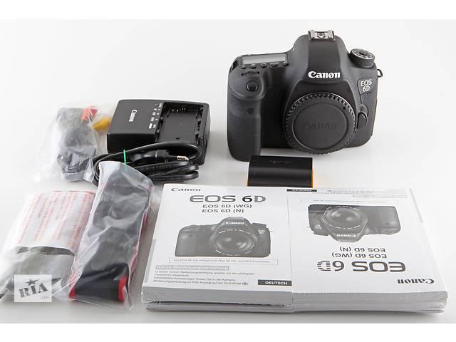 бу Canon EOS 6D (WG) (Body) в Одессе