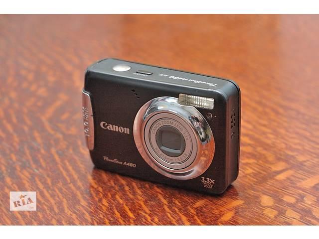 купить бу Canon PowerShot A480 в Ровно