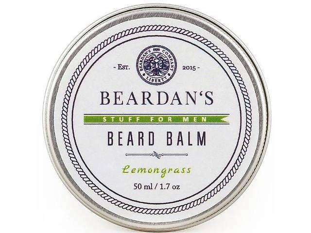 купить бу Бальзам для бороды Beardans, Lemongrass, 50 мл R152315 в Одессе