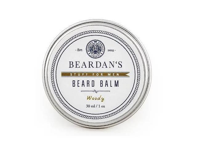 Бальзам для бороды Beardans, Woody, 30 мл R152312- объявление о продаже  в Одессе
