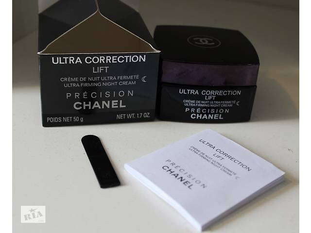 Крем для лица chanel ultra correction 50мл ночной