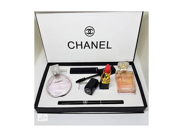 Подарочный набор Chanel 5 в 1 Опт/Розница