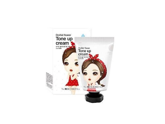 Тонирующий крем для лица корейский The Orchid Skin Orchid Flower - объявление о продаже  в Києві