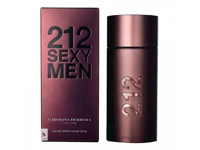 купить бу Carolina Herrera 212 Sexy men в Киеве