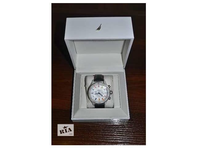 Часы Nautica Ceramic A43508G- объявление о продаже  в Николаеве