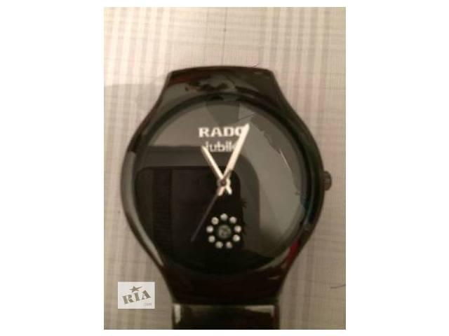 """продам Часы RADO """"Jubile True"""" в Hi-Tech дизайне  бу в Сумах"""