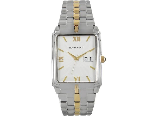 купить бу Часы мужские Romanson TM8154CX2T WH в Киеве