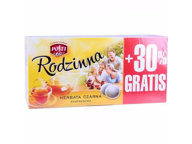 бу Чай черный Rodzinna Earl Grey 104 шт   в Украине