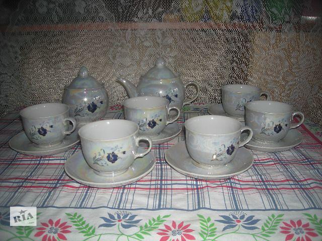 продам чайный сервиз бу в Кривом Роге (Днепропетровской обл.)