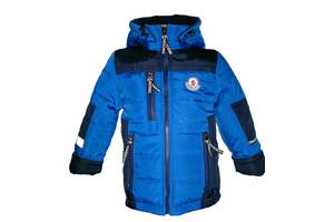 Нові Дитячі демісезонні куртки
