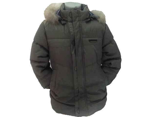 cd59f27d63f9 Детская демисезонная куртка для мальчика, 237XAKI 104,110, 116, 122, 128, см