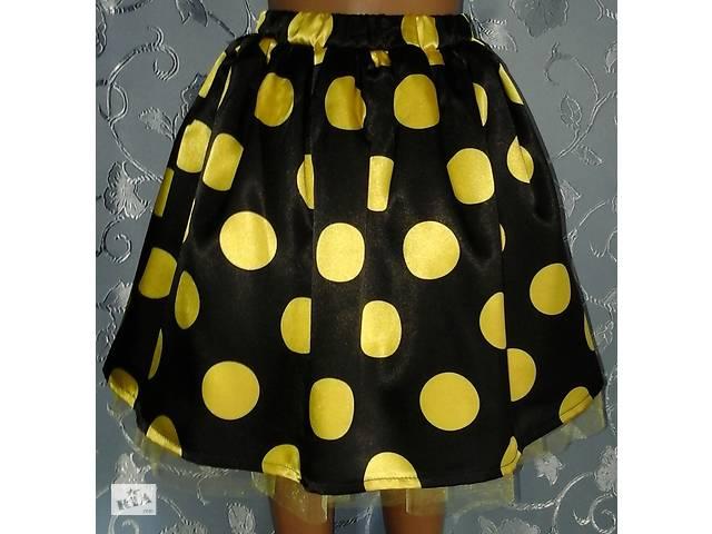 купить бу Детская летняя юбка на резинке, модель № 28 в Хмельницком